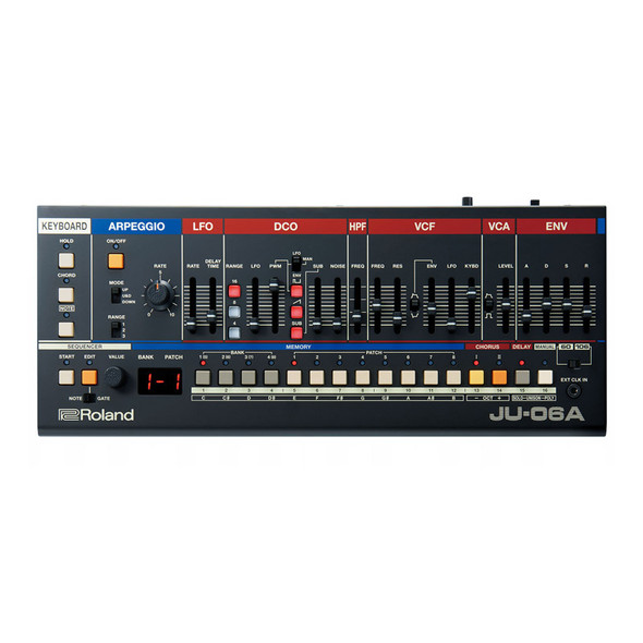 Roland Boutique JU-06a Synth Module (ex-display)