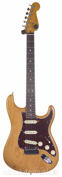 Fender American Ultra Stratocaster, Rosewood, Aged Natural  (ex-display)