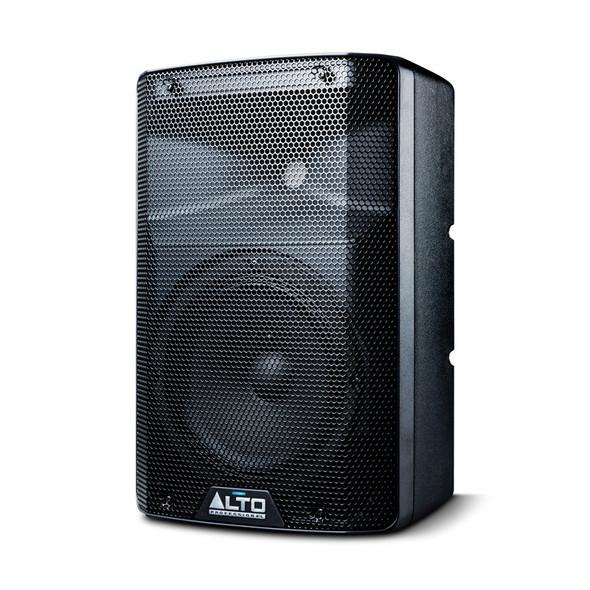 Alto TX208 Active PA Speaker, Single (As New)