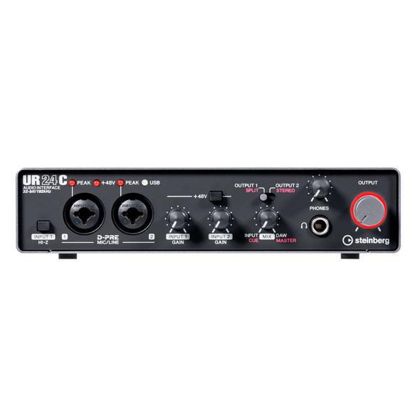 Steinberg UR24C 2 x 4 USB 3.0 Audio Interface