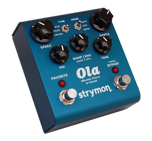 Strymon Ola dBucket Chorus, Vibrato Pedal