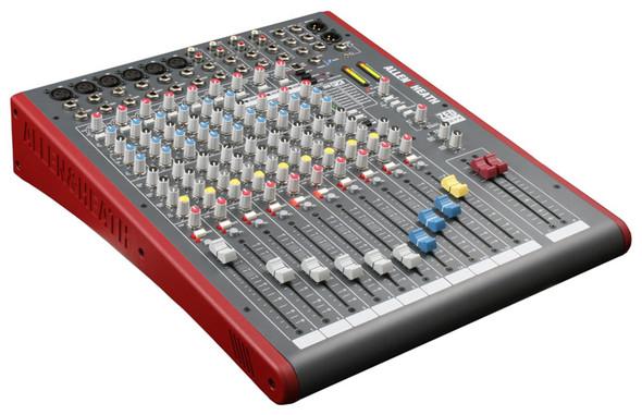 Allen & Heath Zed 12FX mixing console (6 mono + 3 stereo)