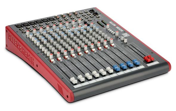 Allen & Heath Zed 14 mixing console (6 mono + 4 stereo)