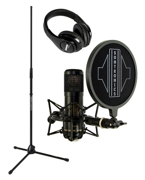 Sontronics STC-20 Complete Vocal Recording Pack