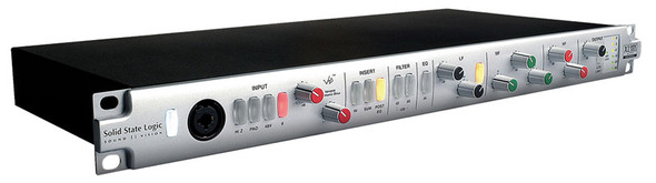 Solid State Logic (SSL) XLogic Alpha Channel mic pre & channel strip with digital output