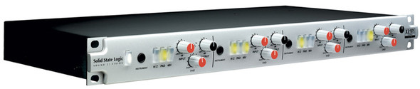 Solid State Logic (SSL) XLogic Alpha VHD Pre 4 way mic preamp
