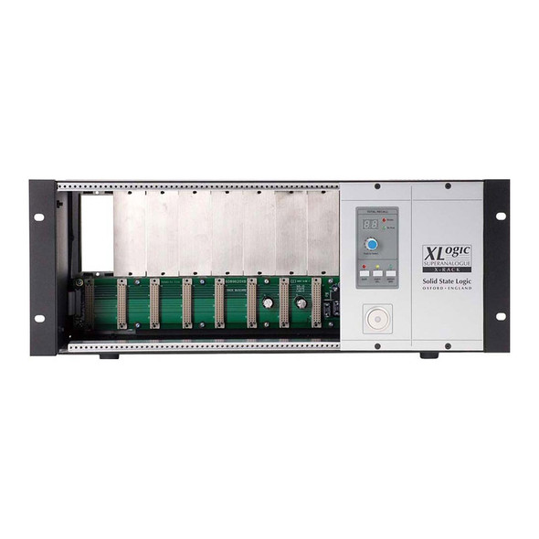 Solid State Logic (SSL) X-Rack 8 Slot Chassis