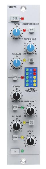 Solid State Logic (SSL) XR728 X-Rack Stereo Dynamics Module
