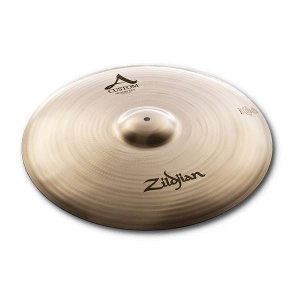 Zildjian A Custom Medium Ride Cymbal, 20 Inch