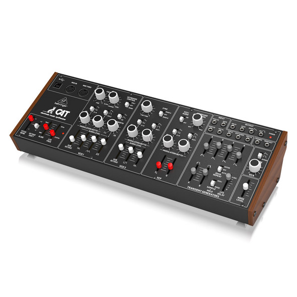 Behringer Cat Analogue Synthesizer Module