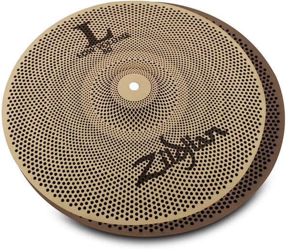 Zildjian L80 Low Volume 14 Inch Hi-Hat Cymbals