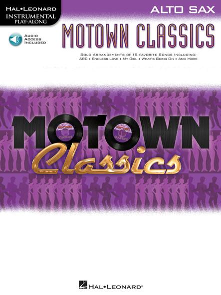 Instrumental Play-Along: Motown Classics - Alto Saxophone