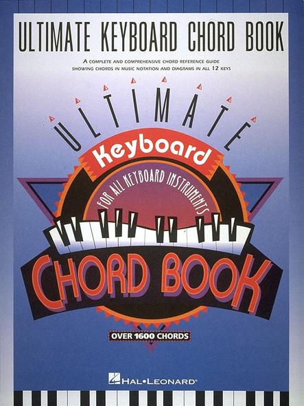 Ultimate Keyboard Chord Book BK