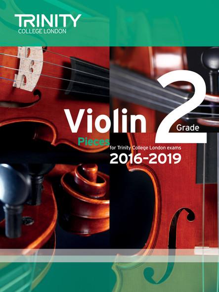 Trinity College London: Violin Exam Pieces - Grade 2 (2016-2019) (Score & Part)