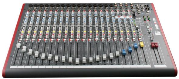 Allen & Heath Zed 22FX mixing console (16 mono + 3 stereo)