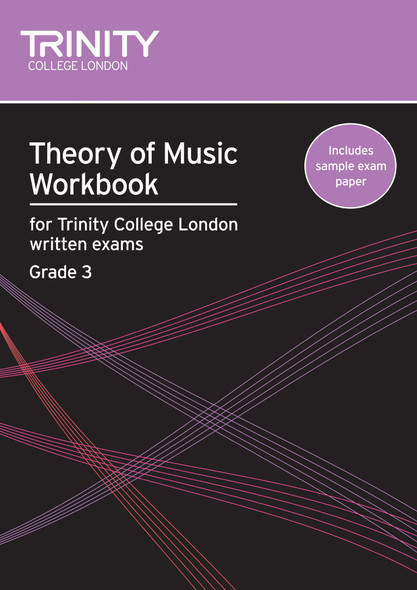 Trinity Guildhall: Theory Of Music Workbook - From 2007 (Grade 3)