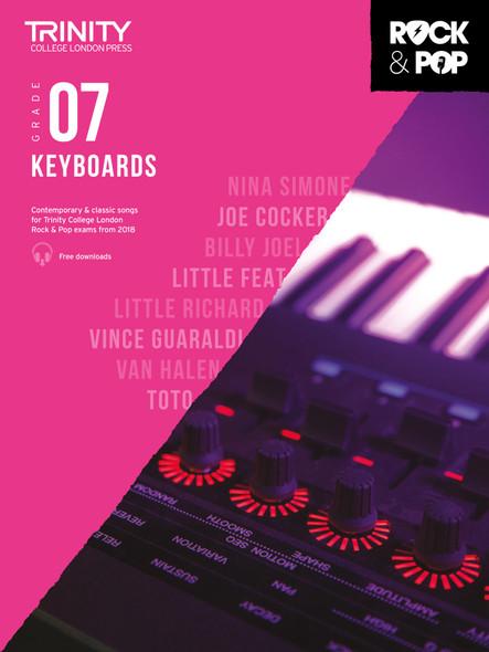 Trinity Rock & Pop 2018 Keyboards - Grade 7