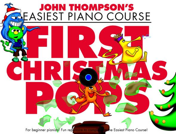 John Thompson: First Christmas Pops PF BK