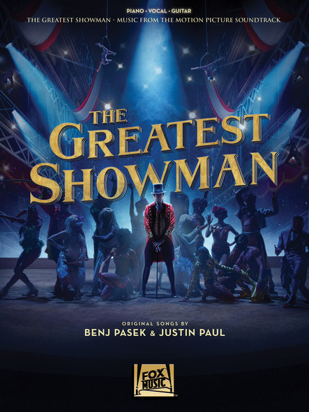 The Greatest Showman - Piano, Vocal & Guitar BK