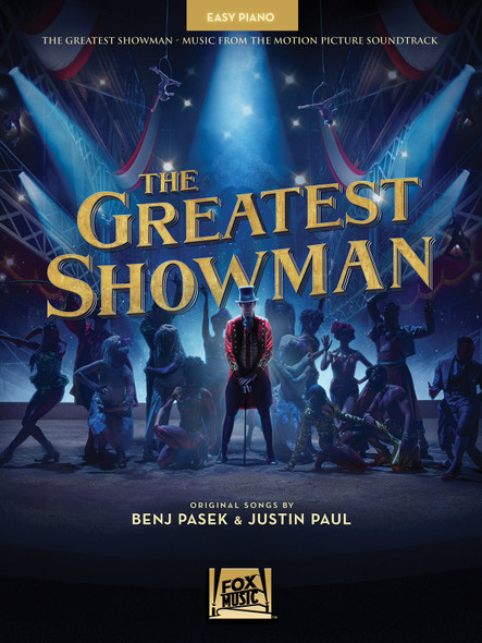 The Greatest Showman: Easy Piano BK