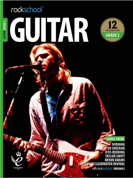 Rockschool: Guitar Grade 3 2018 (Book/Audio)