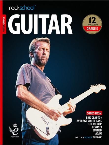 Rockschool: Guitar Grade 5 2018 (Book/Audio)