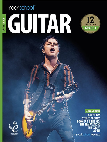Rockschool: Guitar Grade 1 2018 (Book/Audio)
