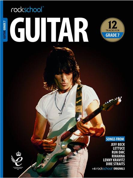 Rockschool: Guitar Grade 7 2018 (Book/Audio)
