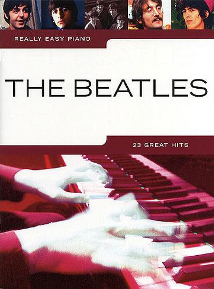 Really Easy Piano The Beatles BK