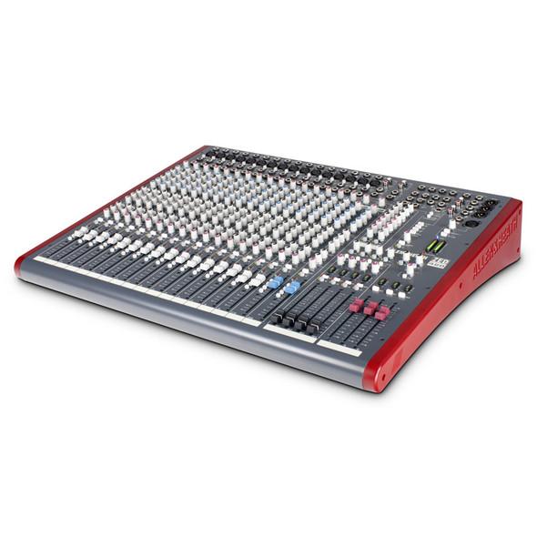 Allen & Heath Zed 420 mixing console (20:4:2, 16 mono + 2 stereo)