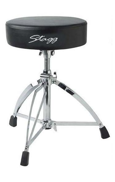 Stagg DT-220R Heavy Duty Round Drum Throne