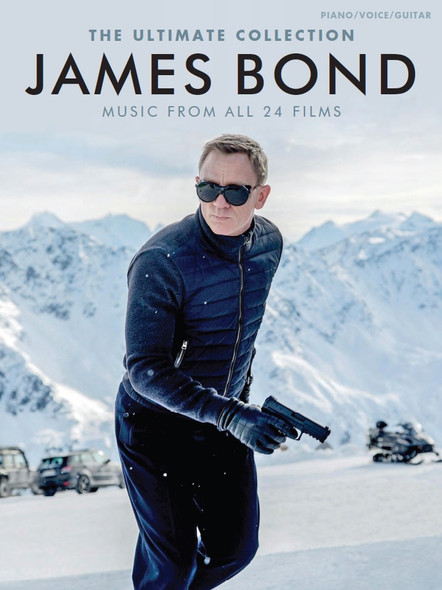 James Bond Music From all 24 Films