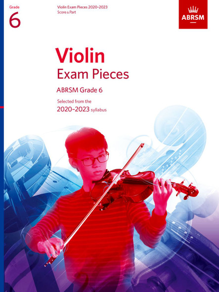 Violin Exam Pieces 2020-2023 Grade 6