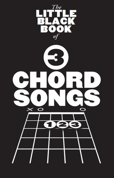 The Little Black Songbook: 3 Chord Songs