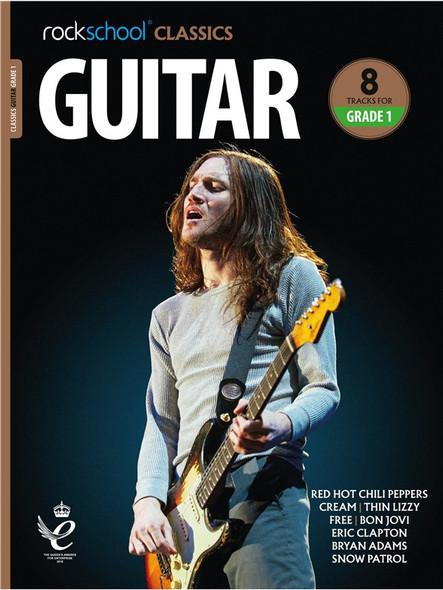 Rockschool Classics Guitar Grade 1 2018+