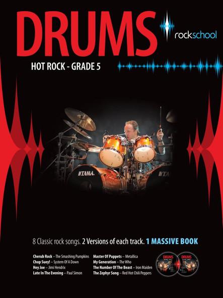 Rockschool Drums: Hot Rock Grade Five