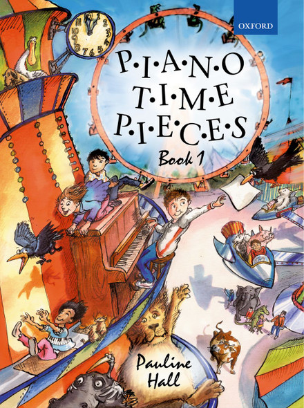 Piano Time Pieces 1