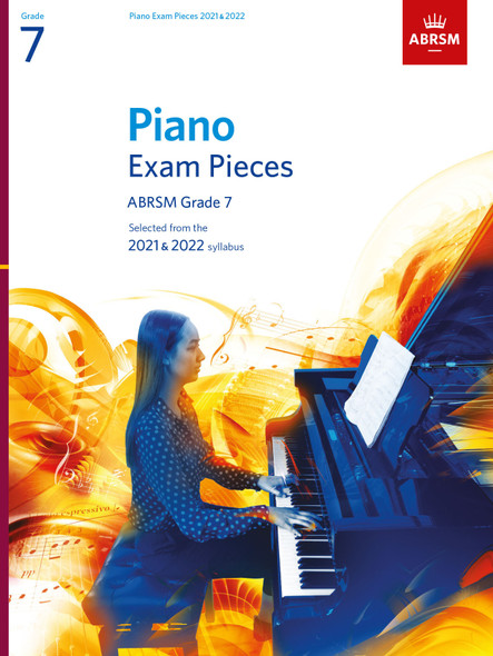 Piano Exam Pieces 2021 & 2022 - Grade 7