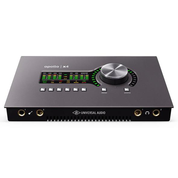 Universal Audio Apollo x4 Heritage Edition Thunderbolt 3 Audio Interface with DSP