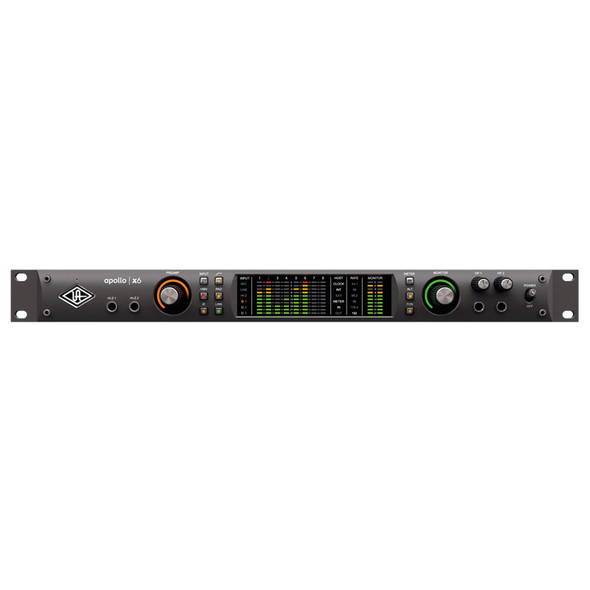 Universal Audio Apollo x6 Heritage Edition Thunderbolt 3 Audio Interface with DSP