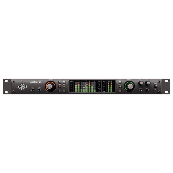 Universal Audio Apollo x8 Heritage Edition Thunderbolt 3 Audio Interface with DSP