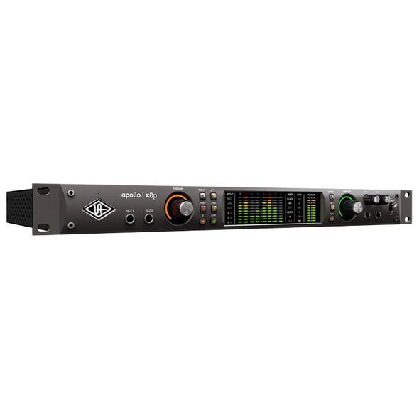 Universal Audio Apollo x8p Heritage Edition Thunderbolt 3 Audio Interface with DSP