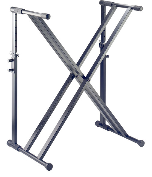 Stagg KXS-A12 Double Braced X Frame Keyboard Stand