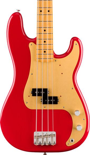 Fender Vintera 50s Precision Bass, Dakota Red, Maple (b-stock)