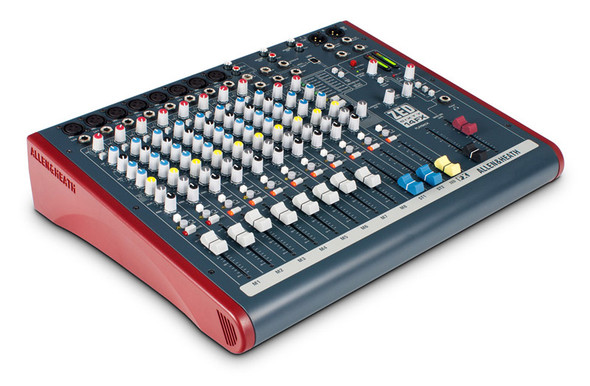 Allen & Heath ZED60-14FX Mixing Console