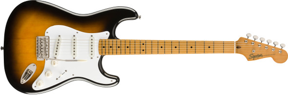 Fender Squier Classic Vibe 50s Stratocaster, 2 Tone Sunburst, Maple