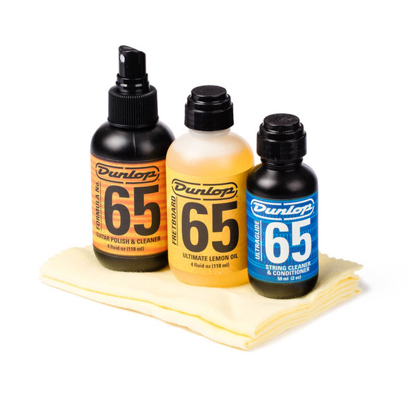 Dunlop 6504 System 65 Guitar Tech Care Kit