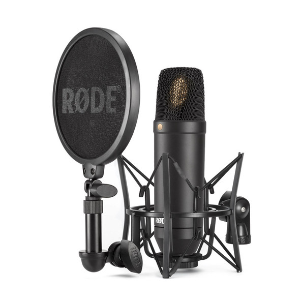 Rode NT1 Kit Studio Condenser Microphone Set
