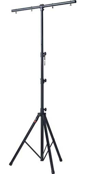Stagg LISA2022BK one tier light stand (black)