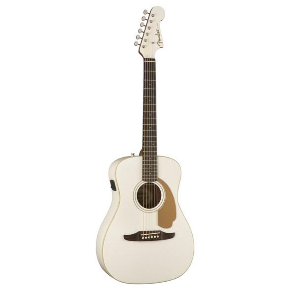 Fender Malibu Player Electro-Acoustic Guitar, Arctic Gold